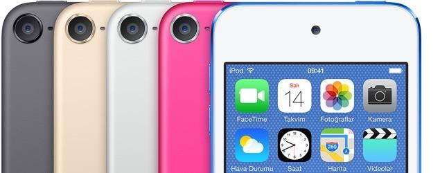 Sihirli elma ipod touch nano shuffle 2