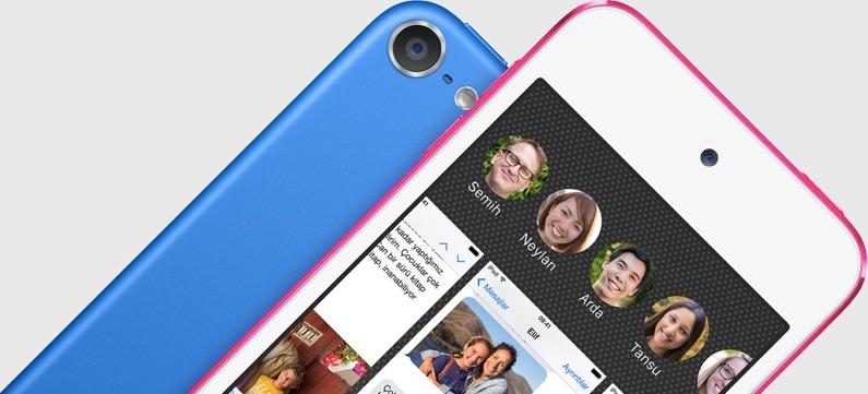 Sihirli elma ipod touch nano shuffle 6
