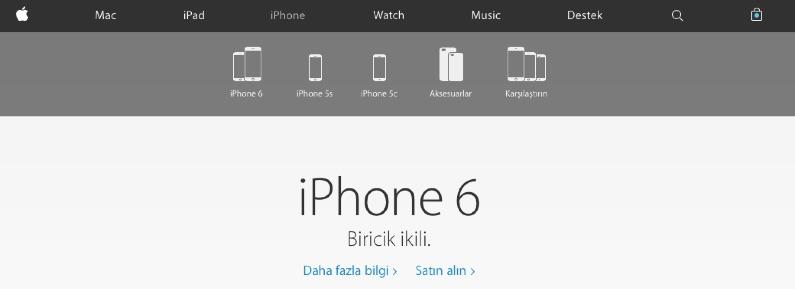Sihirli elma apple yeni online store 2