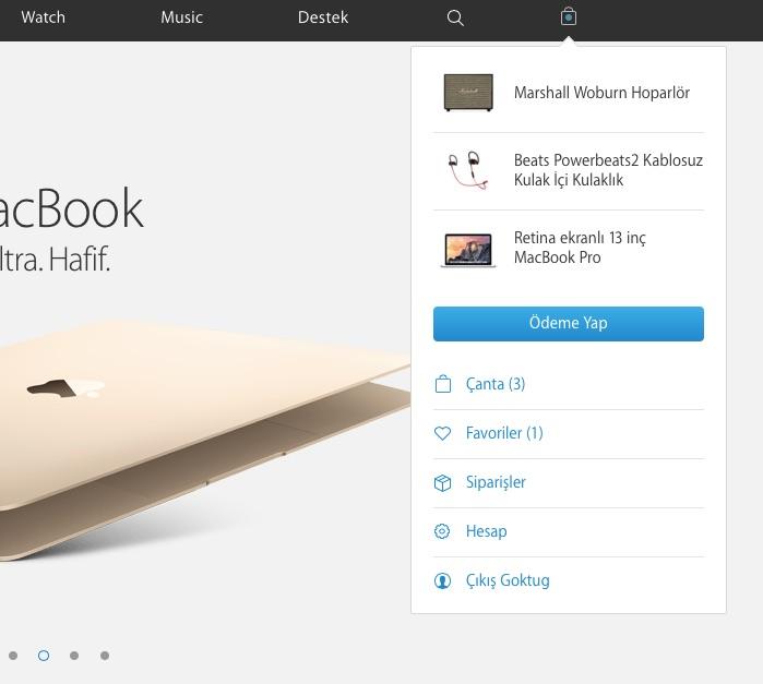 Sihirli elma apple yeni online store 6