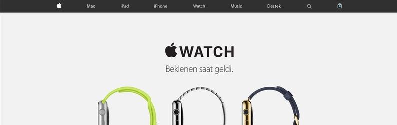 Sihirli elma apple yeni online store hero
