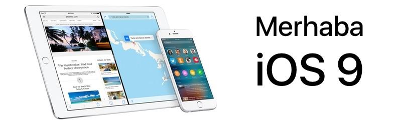 Sihirli elma iphone ipad ios 9 hero