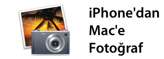 Sihirli elma iphone mac fotograf aktarmak banner