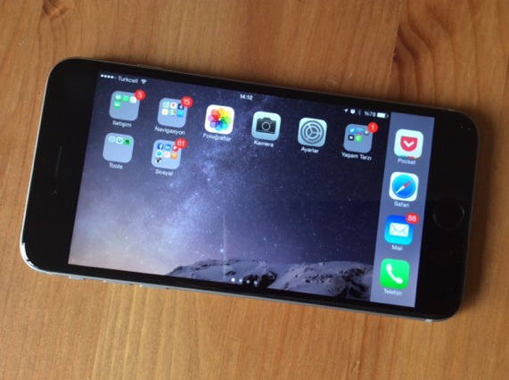 Sihirli elma hangi iphone 6 plus degerlendirme 5