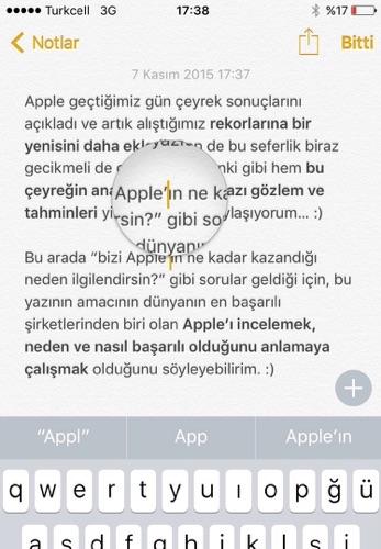 Sihirli elma 3d touch nedir ne ise yarar 14