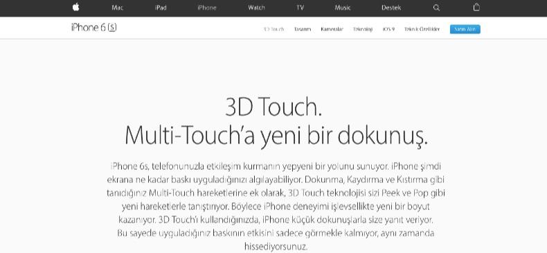 Sihirli elma 3d touch nedir ne ise yarar 19