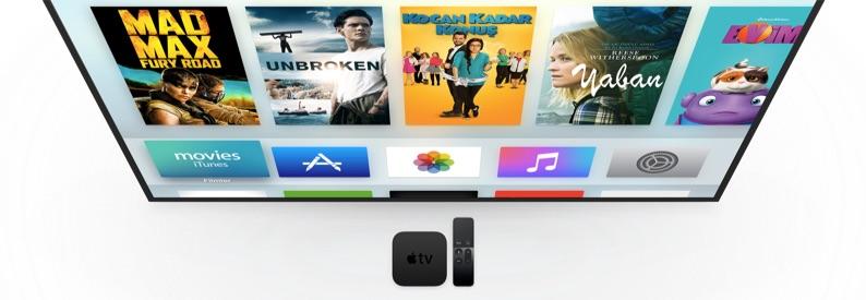 Sihirli elma yeni apple tv 1