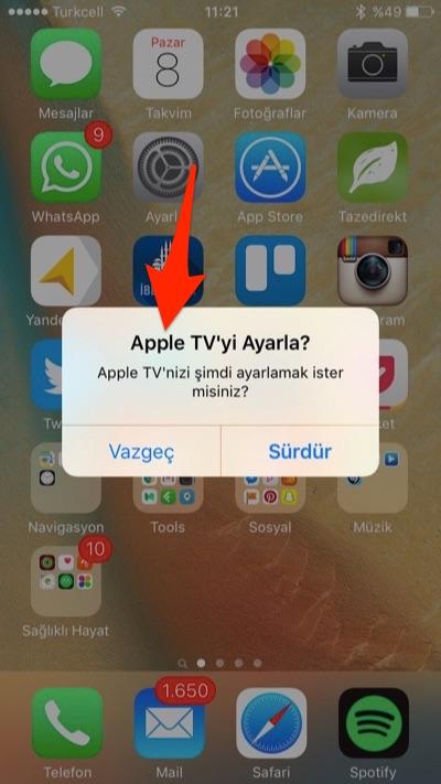 Sihirli elma yeni apple tv 11