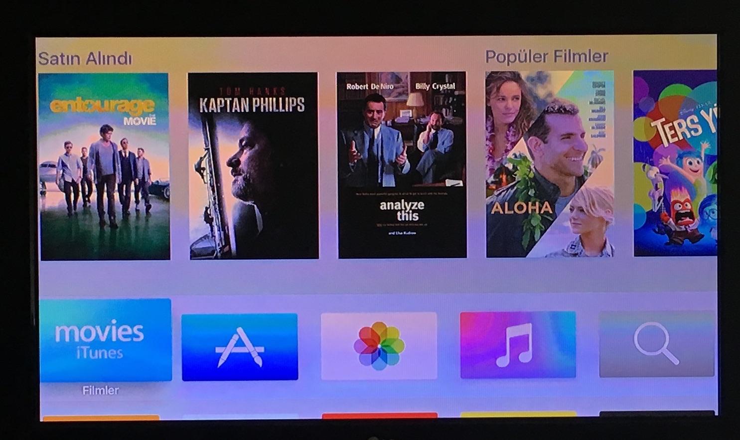 Sihirli elma yeni apple tv 12