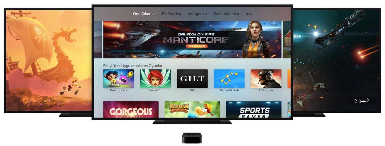 Sihirli elma yeni apple tv 23