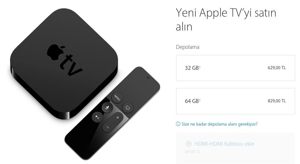 Sihirli elma yeni apple tv 3