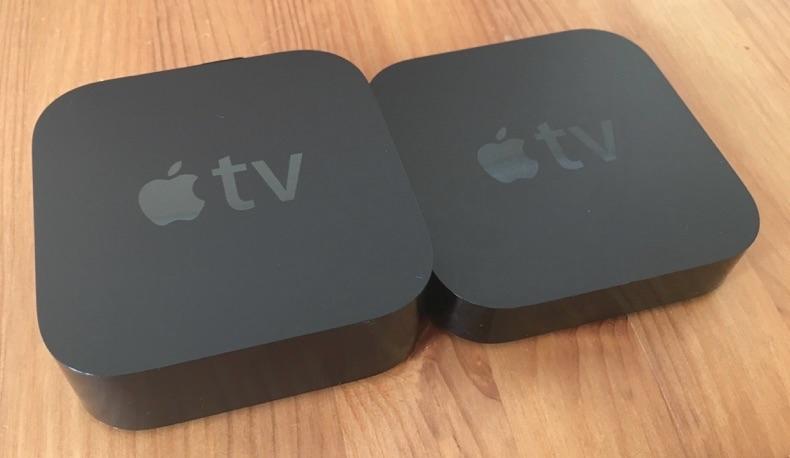 Sihirli elma yeni apple tv 32