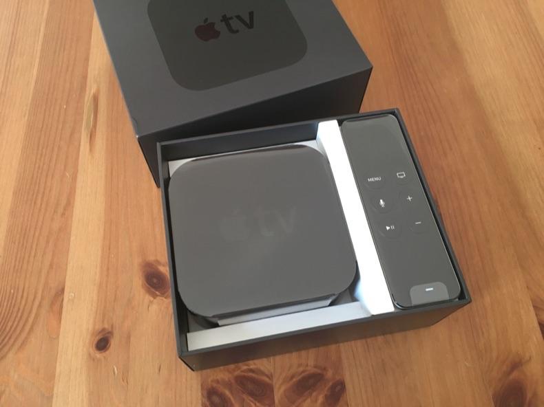 Sihirli elma yeni apple tv 6