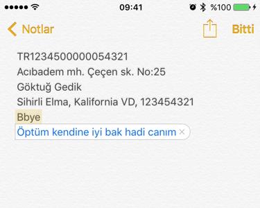Sihirli elma klavye kestirmeleri 8