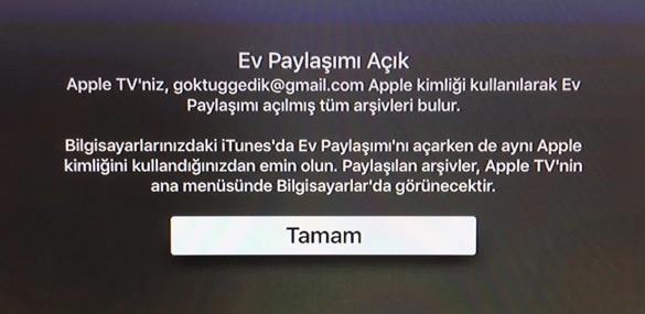 Sihirli elma remote apple tv 3