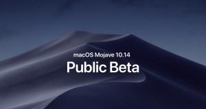 macOS Mojave 10.14 Public Beta