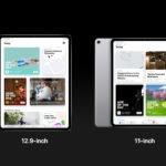 11 inç iPad ve 12.9 inç iPad