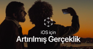Apple Artırılmış Gerçeklik iOS
