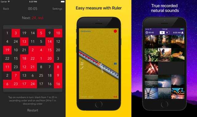 Kısa Süre için Ücretsiz iOS Uygulamaları 23 Temmuz 2018