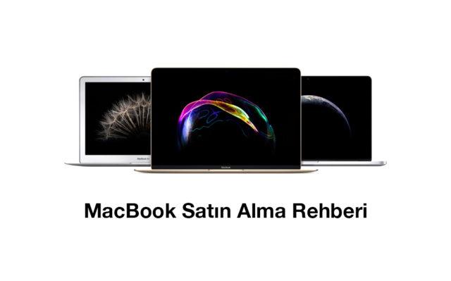 MacBook Satın Alma Rehberi
