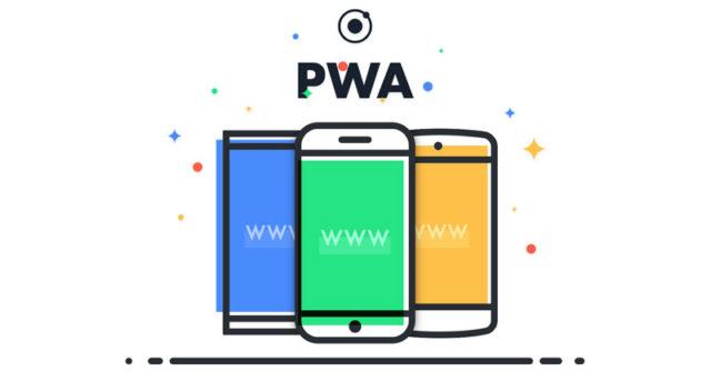 Progressive Web Uygulamaları iPhone ve iPad