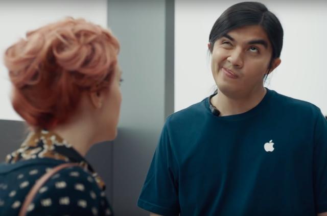 Samsung Apple Dalga