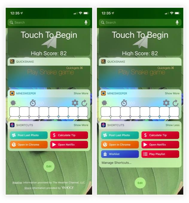 iOS 12 Kısayollar Uygulaması Araç Takımı