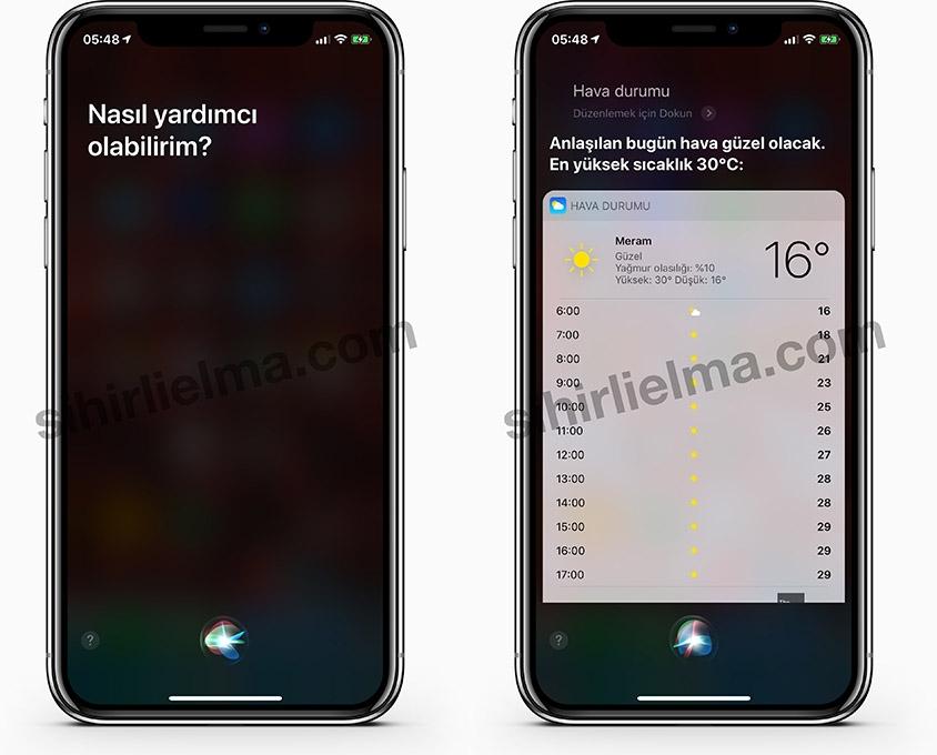iOS 12 Siri Kestirme Özelliği Kullanımı