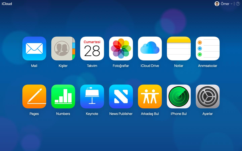 iPhone Silinen Numaraları Geri Getirme iCloud