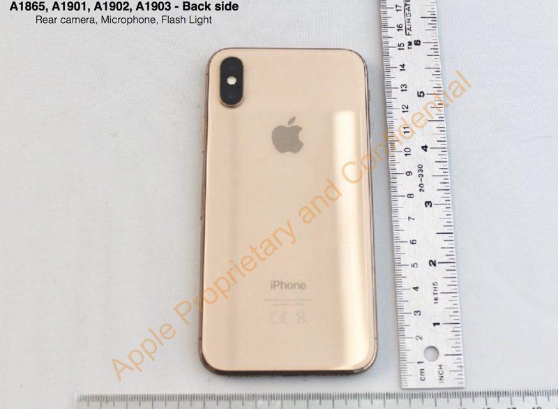 iPhone X Altın Renk Seçeneği