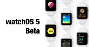 watchOS 5 Beta