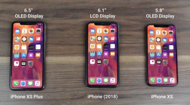 2018 iPhone Modelleri Nasıl Görünecek