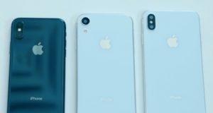 2018 iPhone Serisi