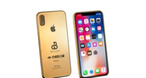 Altın iPhone XS