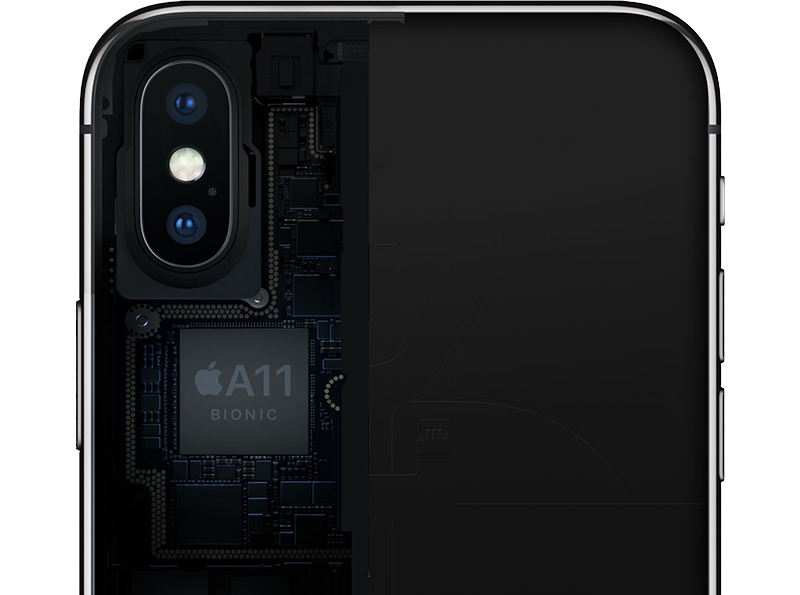 Apple A11 Binonic Çip