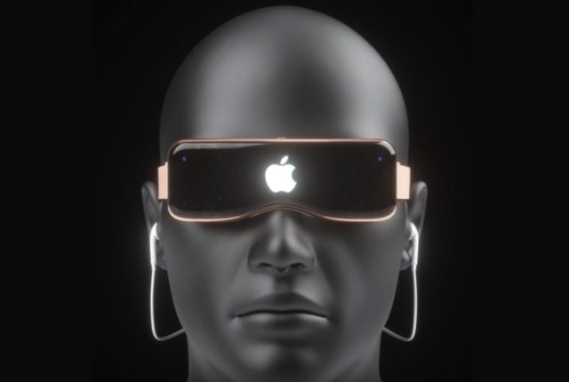Apple Artırılmış Gerçeklik Gözlüğü