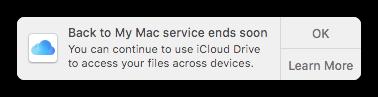 Apple Mac'ime Dön