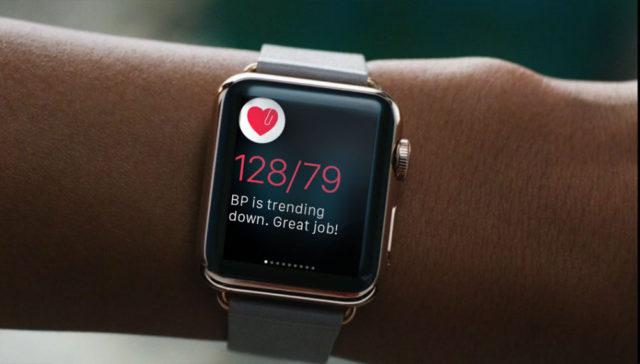 Apple Watch Çip