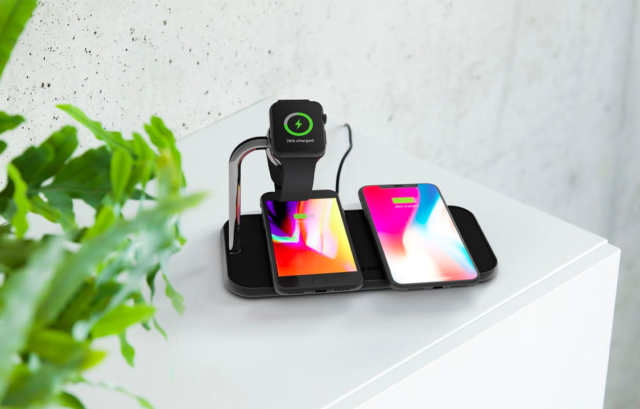 Zens Dual+Watch Şarj Cihazı
