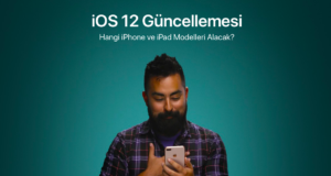 iOS 12 Güncellemesi iPhone ve iPad Modelleri