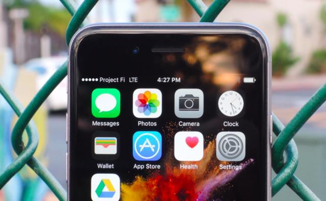 iOS Güvenlik Açığı