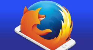 iOS için Firefox Uygulaması