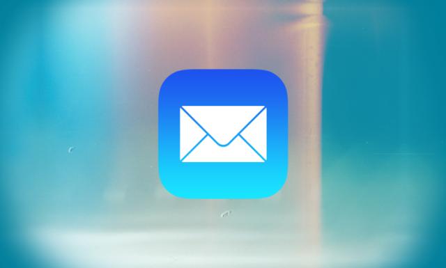 iOS için Mail Uygulaması
