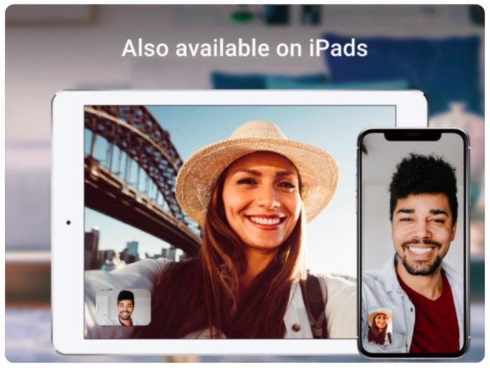 iPad için Google Duo Uygulaması