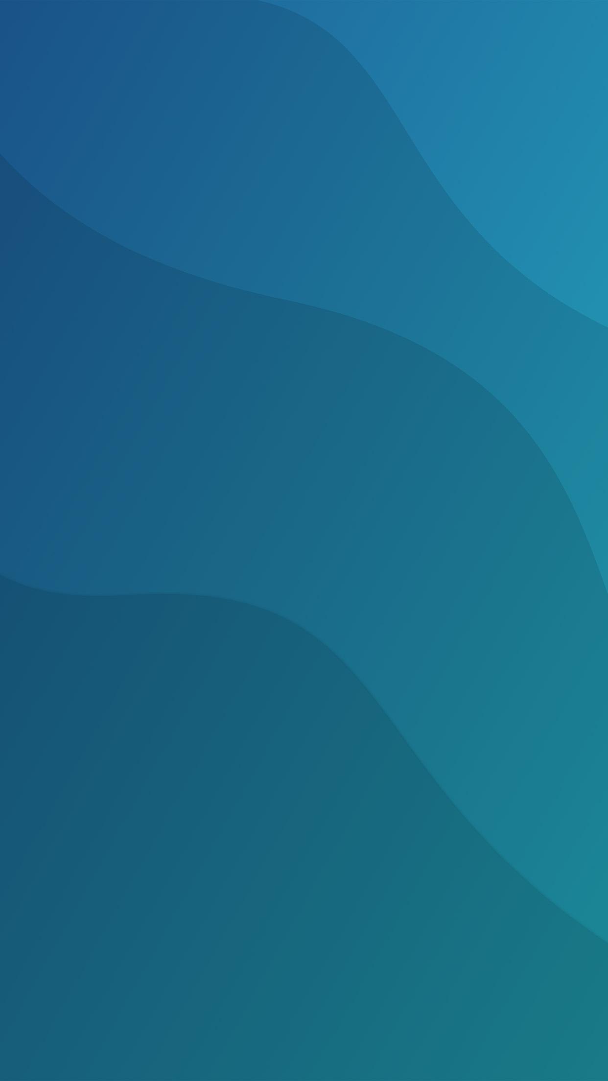 iPhone Duvar Kağıdı-vy73-wave-color-blue-pattern-background-iphone-plus-wallpaper