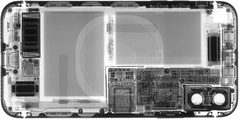 2018 iPhone Kablosuz Şarj