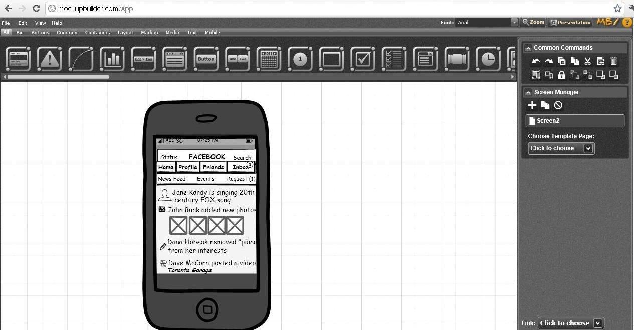 iPhone Uygulama Tasarlama MockupBuilder