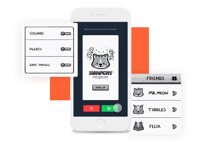 iPhone Uygulama Tasarlama Prototyping on Paper POP