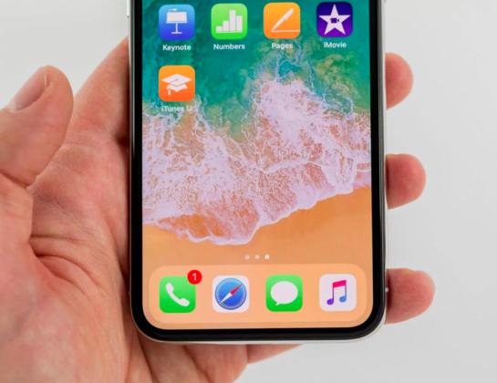 iPhone X ve Galaxy Note 9 - 3