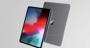 2018 Yeni iPad Pro